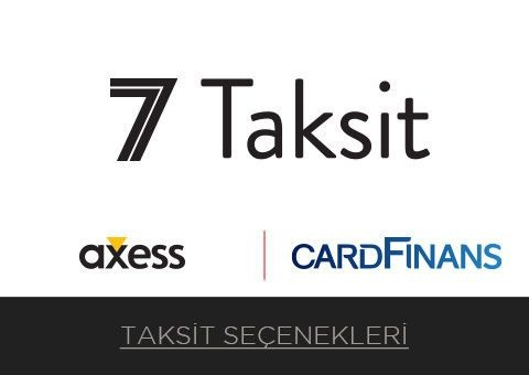 Axess ve CardFinans'a 7 Taksit