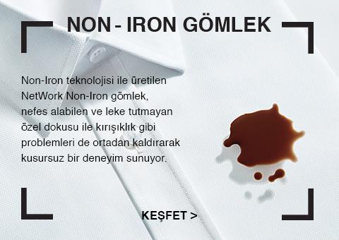 Non-Iron Gömlek