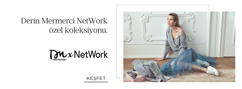 Derin Mermerci Network Özel Koleksiyonu