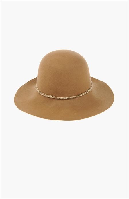 Camel Yün Şapka Network