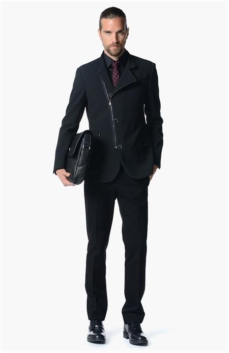 Siyah Coat Ceket Network