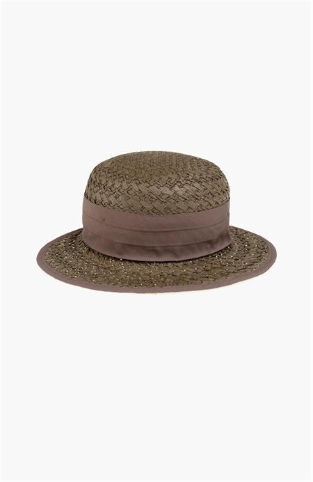 Vizon Bant Detaylı Şapka Network