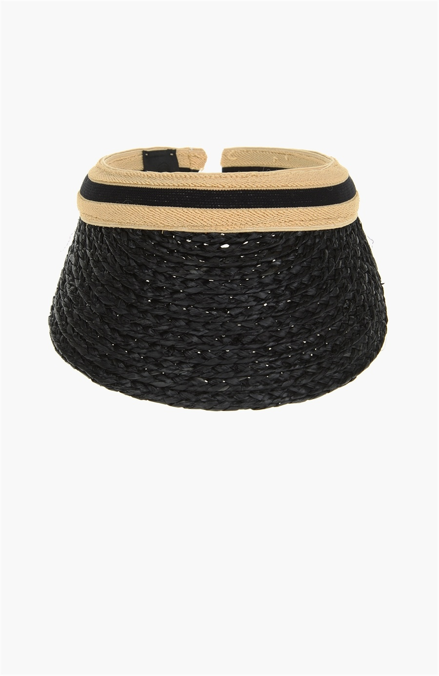Şapka - Renk Siyah Bej - Network