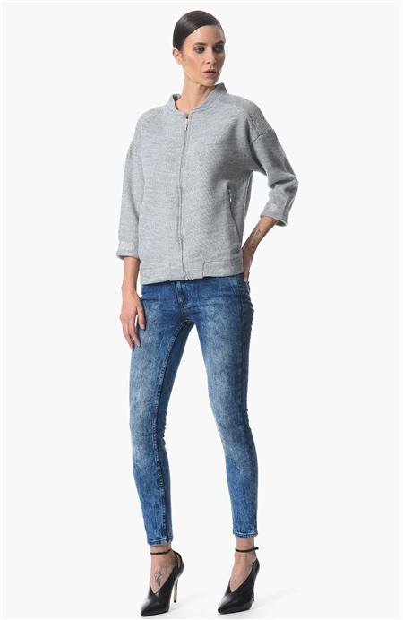 Slim Fit Mavi Denim Pantolon Network