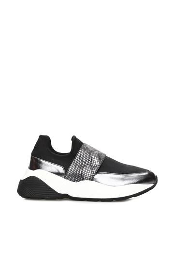 Network Siyah Sneaker